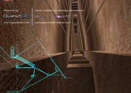 3D Model of the Great Pyramid