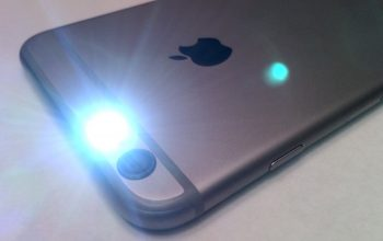 Tip: have iPhone's LED flash light up when pinging it from your Apple Watch