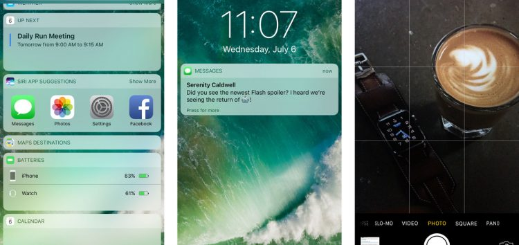 Apple releases iOS 10 Golden Master