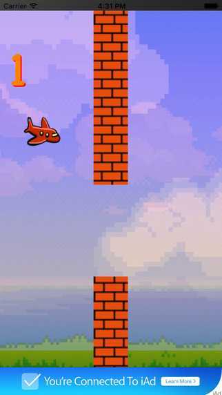 Krazy Plane Game
